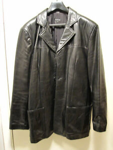 d1a4a5b20f3 Veste en cuir RUDSAK leather Jacket