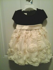 NWT Girls 18m Cinderella dress & headbands