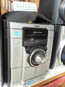 sony midi system with dual sub Bannockburn Golden Plains Preview
