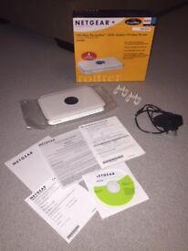 Netgear DG834PN Wireless Router - Rangemax - 108Mpbs - 4 Port & ADSL