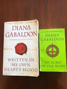 Outlander Series Diana GABALDON Novels