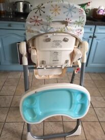 Cosato baby high chair.