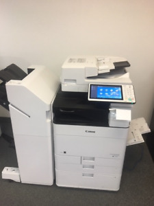 Canon Professional Office MFP's and  HP MFP