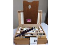 Oil Colour Artist Painting & Sketching Box