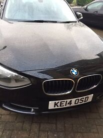 BMW 1 SERIES 1.6 116I SPORTS HATCH 5DR (START/STOP) Excellent condition, genuine reason for sale