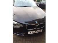 BMW 1 SERIES 1.6 116I SPORTS HATCH 5DR (START/STOP) Excellent condition, SPARE KEY £10,200 OVNO