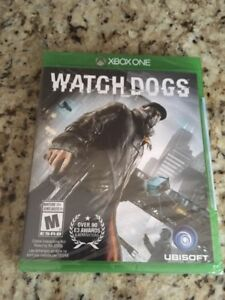 Xbox One Watch Dogs Game Brand New