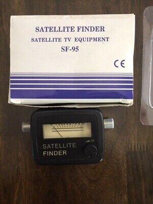 SATELLITE FINDER SF-95 Satellite TV Equipment