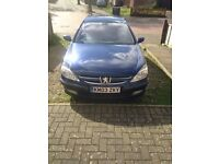 semiautomatic peugeot 607 diesel with mot and full service history drive very well