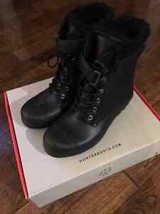 Brand New Hunter Men's Original Shearing Lace Up Boots