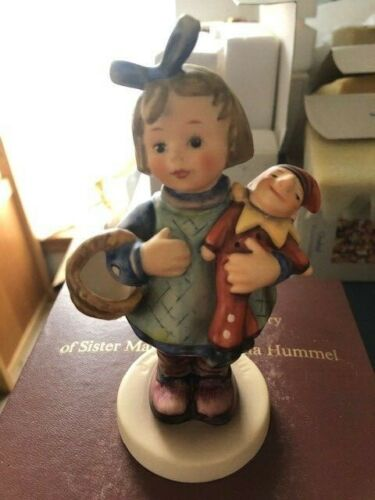 Hummel # 422 What Now?     FREE SHIPPING