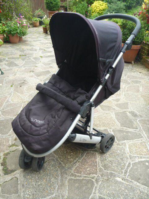 Mamas & Papas Luna Mix Pushchair/Stroller