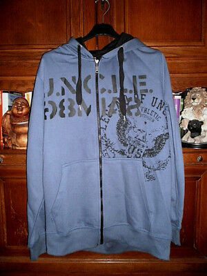 Uncle Sam - Sweatjacke , Weste (UVP: 24,95€)  Gr. M