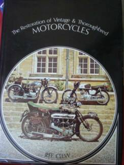 THE RESTORATION OF VINTAGE & THOUGHBRED MOTORCYCLES c1978 Dianella Stirling Area Preview