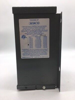 Sebco 1026-24 Low Voltage Lighting Transformer