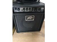 Peavey Max 158 Bass Amplifier
