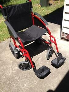 Manual Wheel chair Brunswick West Moreland Area Preview