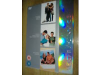 3 x DVD Anthology-Along Came Polly-Win A Date With Tad Hamilton-50 First Dates