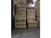 Insulation Boards Seconds 1.2 x 2.4 x 60ml @ £18.00 each
