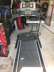 NORDICTRACK COMMERCIAL-GRADE TREADMILL- BARELY USED