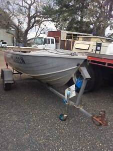Clark 3.66 Boat and Trailer South Grafton Clarence Valley Preview