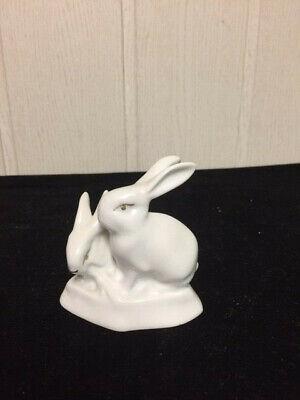 Dekofigur Hase, Kaninchen, Keramik  ()