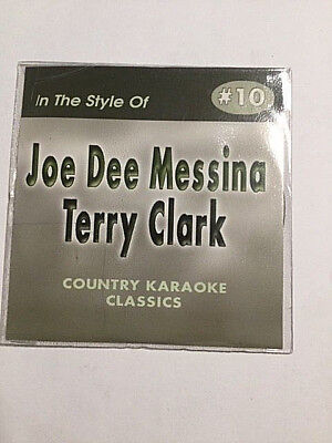(Country Karaoke Classic inThe Style Of Joe Dee Messina Terry Clark #10 17  Songs)