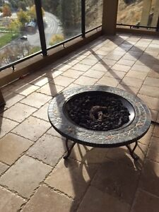 Natural Gas Fire Pit/Table