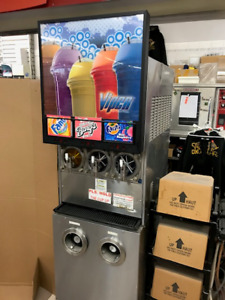 SLUSH MACHINE (CARBONATED)