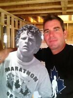 Route manager for Terry fox run Kitchener