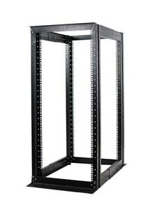 27U 4 Post Open Frame Server Rack Enclosure 19