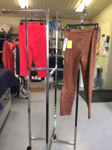 Straight Arm 4 Way Clothing Rack