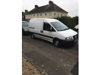 1 Years MOT , Good condition inside and out, Fully Plylined inside, Side doors on both sides 3 seats