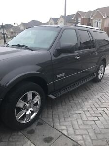 2007 Ford Expedition Max Limited SUV