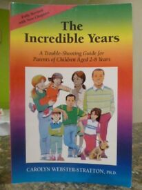 The Incredible Years book – like new