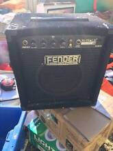 fender rumble bass amp Maxwelton Central West Area Preview
