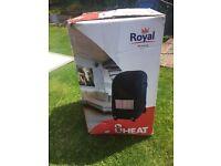 Royal U Heater Calor Gas