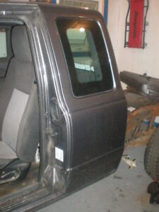 Two Back Doors Rust Free 2005 Ford Ranger Ext Cab