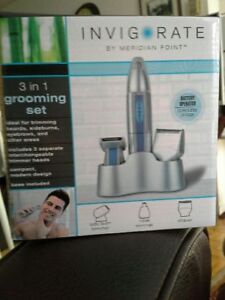 Men's 3 in 1 Grooming Set (still new in box)