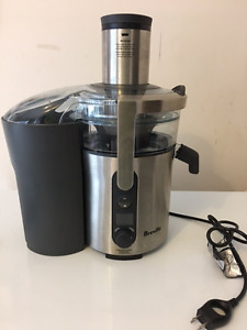 Breville Juice Fountain - Multi Speed - Excellent Condition