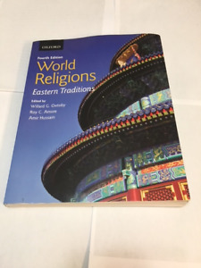 World Religions Eastern Tradition by Wilard G Oxtoby