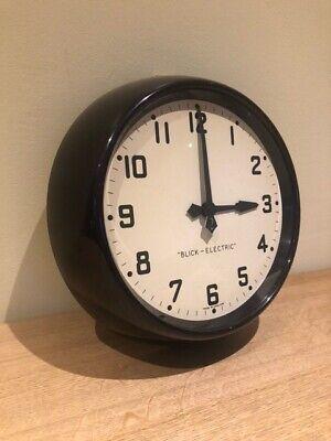 Original Blick-Electric Pulse / Slave Clock - Bakelite - Excellent Condition