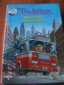Téa Stilton New York, New York