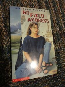 No Fixed Address By Maureen Bayless Paperback