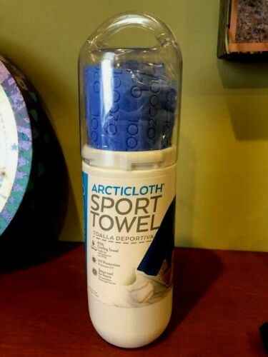 ArcticCloth Sport Cooling Towel, 33 x 13, Stay Cool for Hours, FREE SHIPPING
