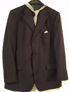 Man's suit - bought for Graduation Size 42