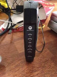 Motorola SURFboard SB5100 Cable Modem Templestowe Manningham Area Preview