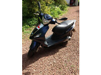 Piaggio Fly 125 scooter moped full MOT low miles