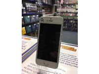 Apple iPhone 5s 16GB White/Silver -- 02