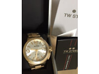 Brand New Boxed TW STEEL CB 85 Automatic watch